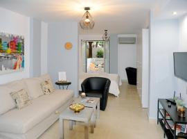 Foto di Hotel: Luxurious 37sqm apartment with sunny yard