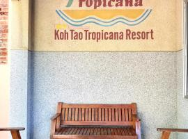 Hotel photo: Koh Tao Tropicana Resort