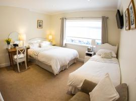Shantalla Lodge Bed and Breakfast Santry Ireland