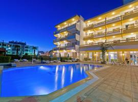 Trianta Hotel Apartments Ialyssos Greece