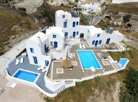 Hotel photo: Santorini Traditional Suites