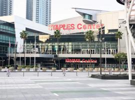 A picture of the hotel: Downtown Staples Center VIP Suite