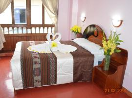 Hotel photo: Hostal La Joya Imperial