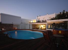 Thomas Hotel Mýkonos City Greece