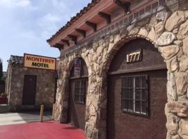 A picture of the hotel: Monterey Motel
