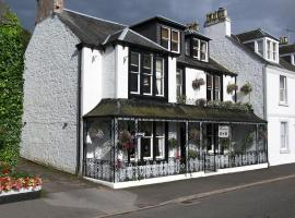 Buchan Guest House Moffat United Kingdom
