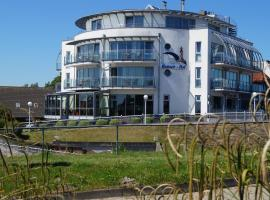 Hotel Photo: Nordseehotel Benser Hof