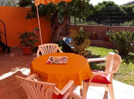 Hotel photo: Bungalow Heike 2 (Only Adults)