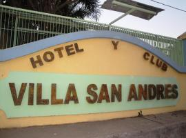 Hotel Photo: Hotel Y Club Villa San Andres