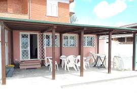 A picture of the hotel: Focene beach guest house