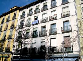 Hostal Residencia Fernandez Madrid Spain