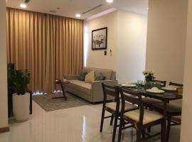Hotel foto: LotusHome- 5* elagant and cozy Apt-city center HCM