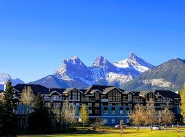 Hotel Photo: Sunset Resorts Canmore and Spa