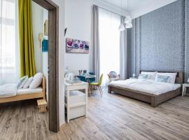 A picture of the hotel: Budapest Passage 2