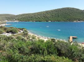 Hotel photo: Luxury waterfront apartment with private beach