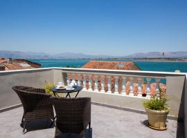 Hotel photo: Penthouse in Nafplio