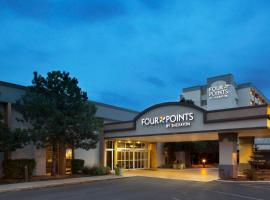 A picture of the hotel: Four Points by Sheraton Chicago O'Hare