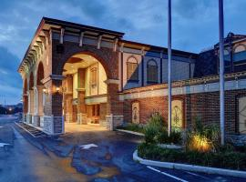 Clarion Hotel and Conference Center Columbus ABD