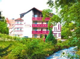 Hotel Photo: Wellnesshotel Germania