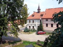 Pension u Sv. Prokopa Středokluky Czech Republic