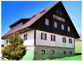 Hotel photo: Lipno resort Desta Lojzovy Paseky