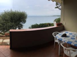 A picture of the hotel: frontemare