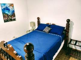 A picture of the hotel: Colonial Style Room Downtown Ponce