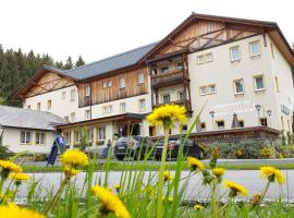 Hotel photo: Roseggerhof