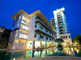 Pattaya Discovery Beach Hotel Pattaya Central Thailand
