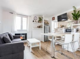 Hotel photo: Class Appart Appartement T2 - 35m² Montpellier/Centre historique 34000