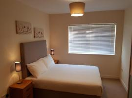 Hotel foto: Dublin Airport Room with Airport shuttle