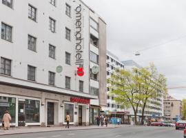 A picture of the hotel: Omena Hotel Turku