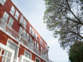 Hotel Photo: Apartment in Barranco, in front of Pedro de Osma Avenue