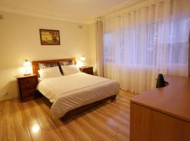 Hotel photo: Convenient, Bright and Affordable 2 Bedroom Unit