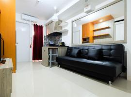 Hotel Photo: Relax and Enjoy in a Comfy 2BR Bassura City Apartment By Travelio