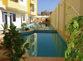 The 3Sis Apartments Hurghada Hurghada Egypt