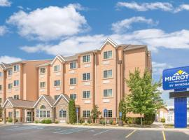 Hotel Photo: Microtel Inn & Suites by Wyndham Tuscumbia/Muscle Shoals