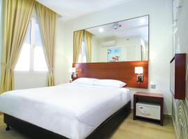 Tune Hotel - Downtown Penang George Town Malaysia