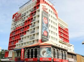 Hotel photo: Tune Hotel - Downtown Penang