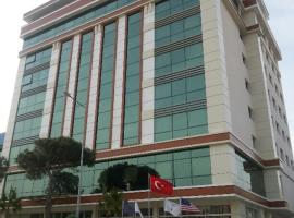 Hotel Photo: Palmcity Hotel Turgutlu