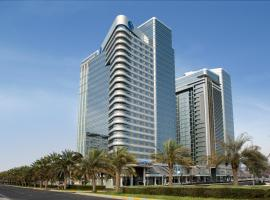Hotel photo: Pearl Rotana Capital Centre