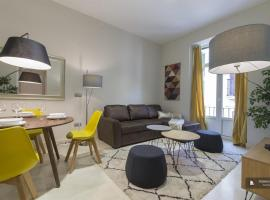 ホテル写真: Exquisit 2 bedroom Apartment in Madrid