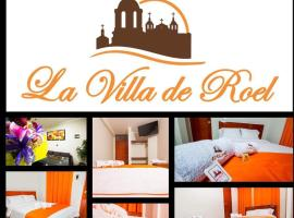 Hotel photo: La Villa de Roel