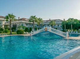 Hotel Photo: Belek Golf Village Apartments