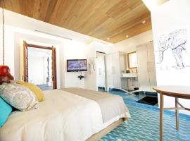 Hotel Photo: Del Carmen Concept Hotel Boutique by Chai