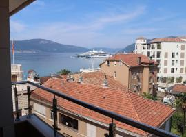 Hotel photo: Deluxe Apartment Tivat Centar