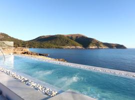 Hotel foto: Mar Azul Pur Estil Hotel & Spa - Adults Only