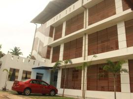 Hotel photo: The Crown Plaza Airport Hotel