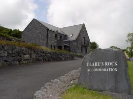 Clare's Rock - Hostel, Self-catering and B&B Carron Ireland