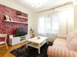 A picture of the hotel: White Tower 1 bdrm apartment Thessaloniki